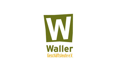 Logo Waller Geschäftsleute
